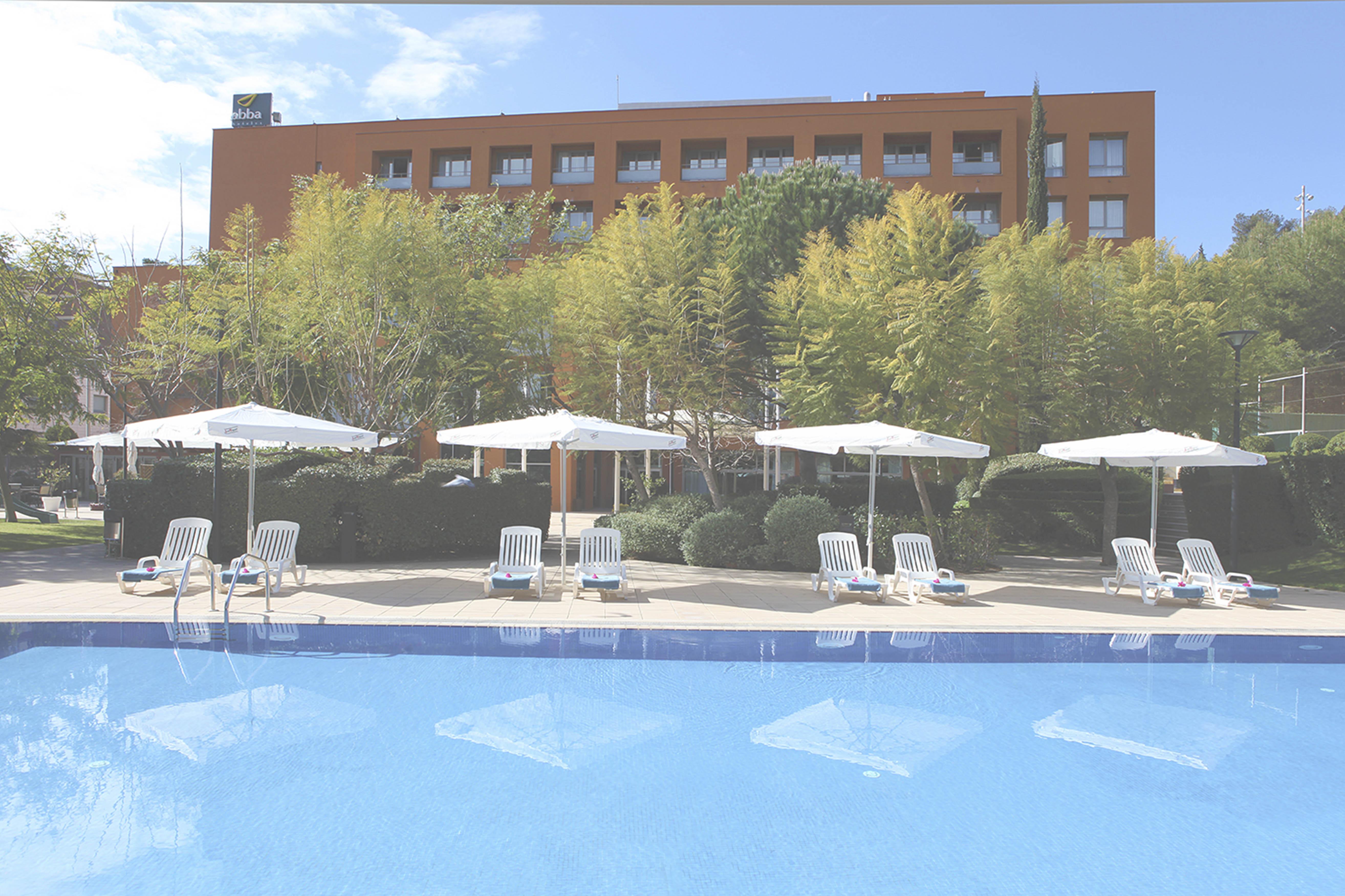 Descubre el abba garden barcelona hotel 4 for Barcelona pool garden 4