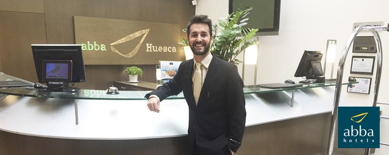 DayTrip con Saúl del Abba Huesca hotel