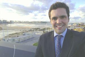 Day Trip con Íñigo Blanco del abba Playa Gijón Hotel