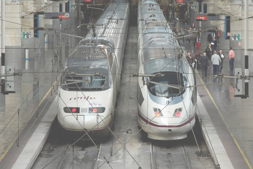 Consejos para conseguir billetes de tren económicos
