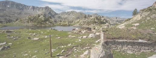 Los lagos de alta montaña que esconde Andorra