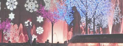 La ciudad condal se viste de Navidad