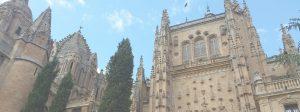 Los enigmas en las fachadas de Salamanca