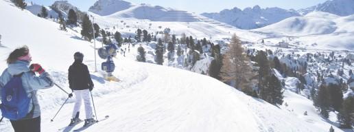Ocho consejos para los esquiadores principiantes