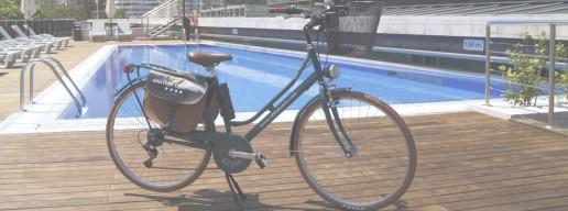 Abril, el mes perfecto para disfrutar de Gijón en bicicleta