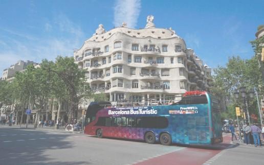 Una manera diferente de descubrir Barcelona: Bus Turístic