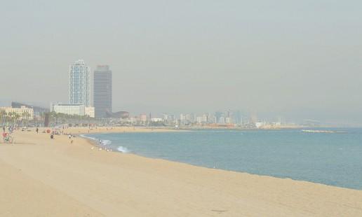 Día internacional de las playas en Barcelona