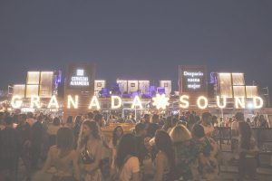Granada Sound, el último festival de este verano