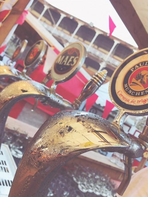 El Oktoberfest también se vive en Gijón