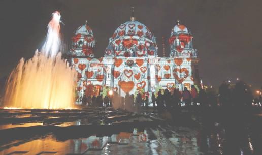 Festival de las Luces 2018: Berlín se ilumina