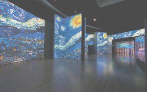 Van Gogh Alive llega a Alicante