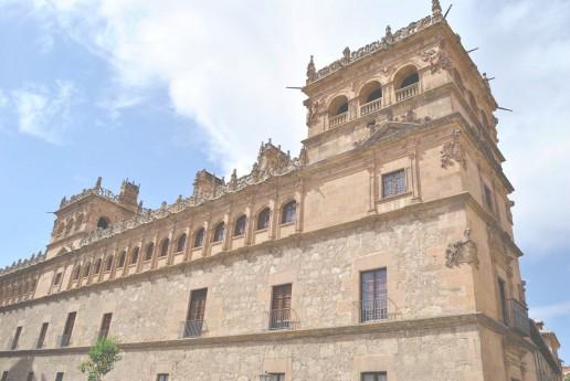 Ruta de los Palacios en Salamanca