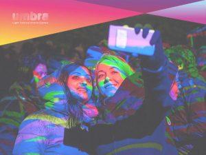 Déjate iluminar por el Umbra Light Festival de Vitoria