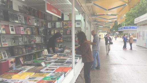 No te puedes perder la Feria del Libro de Madrid