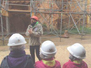 Yacimientos de Atapuerca en familia