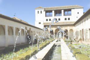 XVIII Edición de Lorca y Granada en los Jardines del Generalife