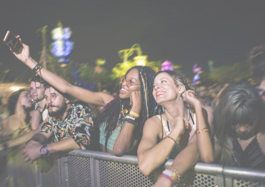 El verano es para los festivales