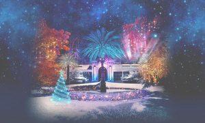 Madrid se ilumina y brilla más que nunca durante la Navidad